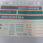 Broersma 1op87 decals type 1